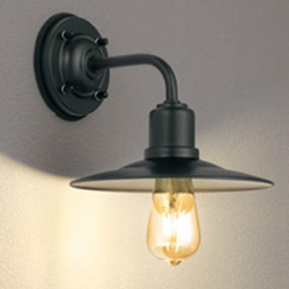 オーデリック LEDポーチライト 防雨型 白熱灯30W相当 電球色 OG254771LC