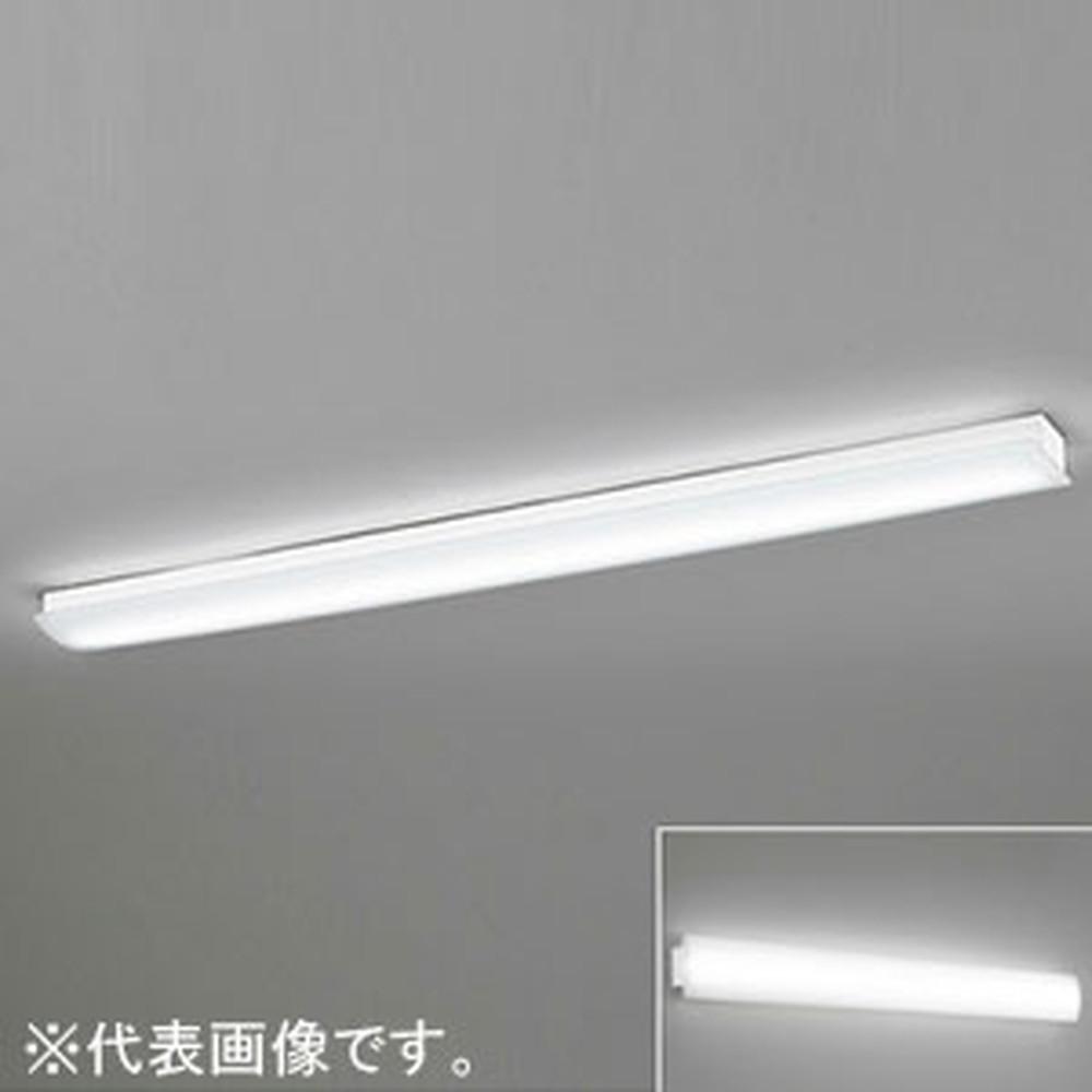 オーデリック LED一体型ブラケットライト 《SOLID LINE》 幅広タイプ 壁面・天井面・傾斜面取付兼用 FLR40W×2灯相当 温白色 OL291027P2D