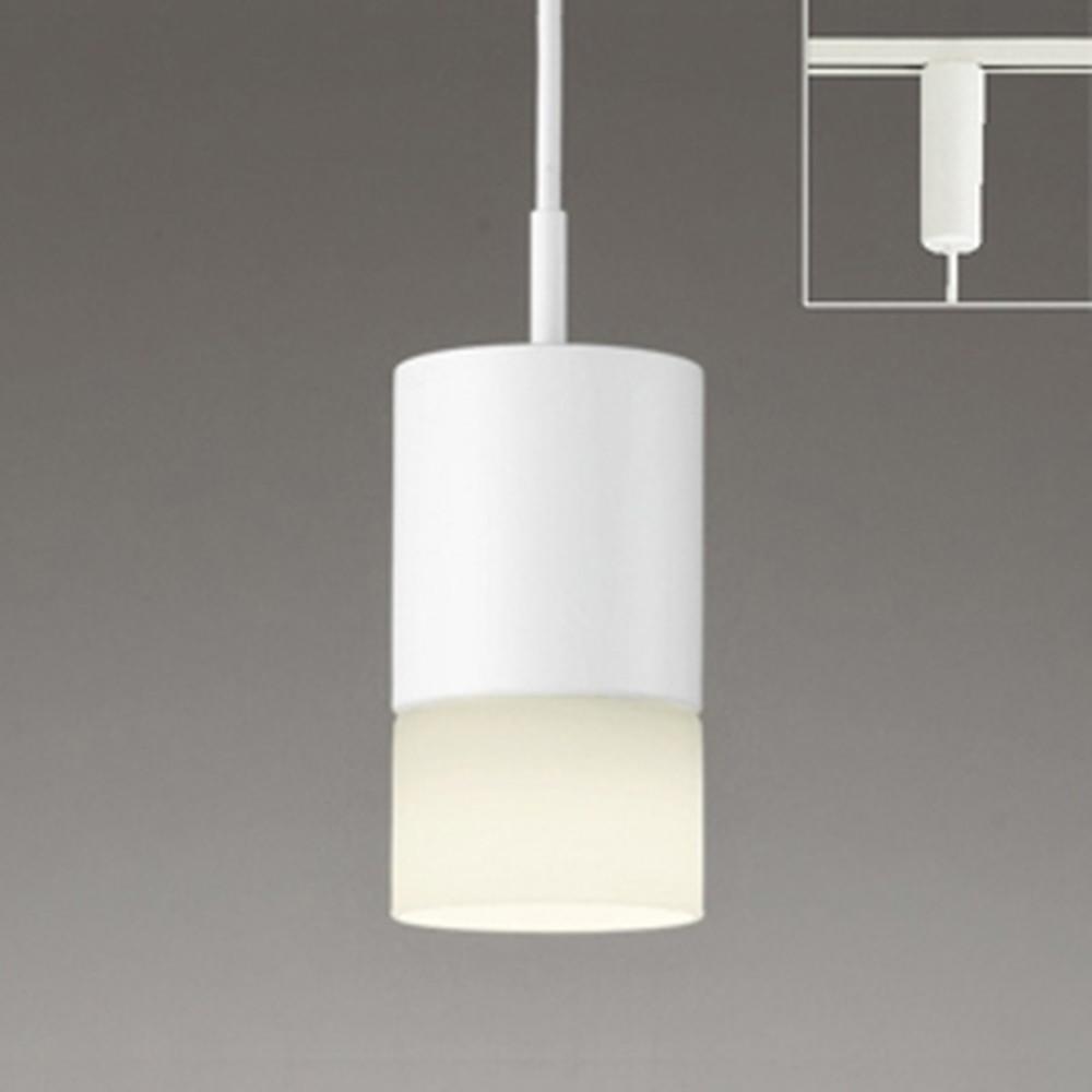 オーデリック LEDペンダントライト ライティングレール取付専用 白熱灯60W相当 電球色~昼光色 フルカラー調光・調色 Bluetooth®対応 OP252016BR