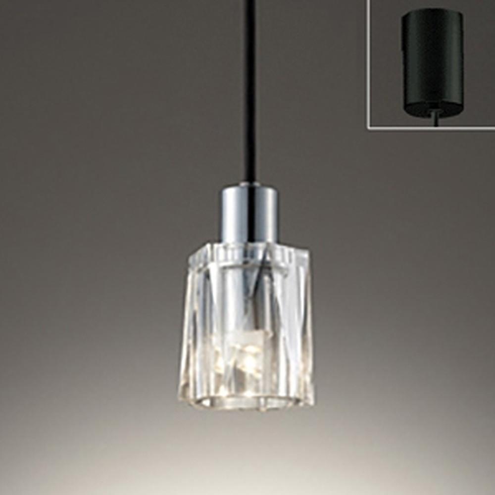 オーデリック LEDペンダントライト 引掛シーリングタイプ 白熱灯30W相当 電球色 OP252455LD1
