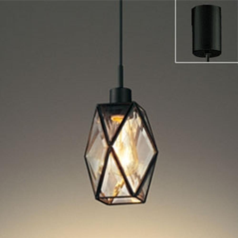 オーデリック LEDペンダントライト 引掛シーリングタイプ 白熱灯30W相当 電球色 調光タイプ OP252555LC