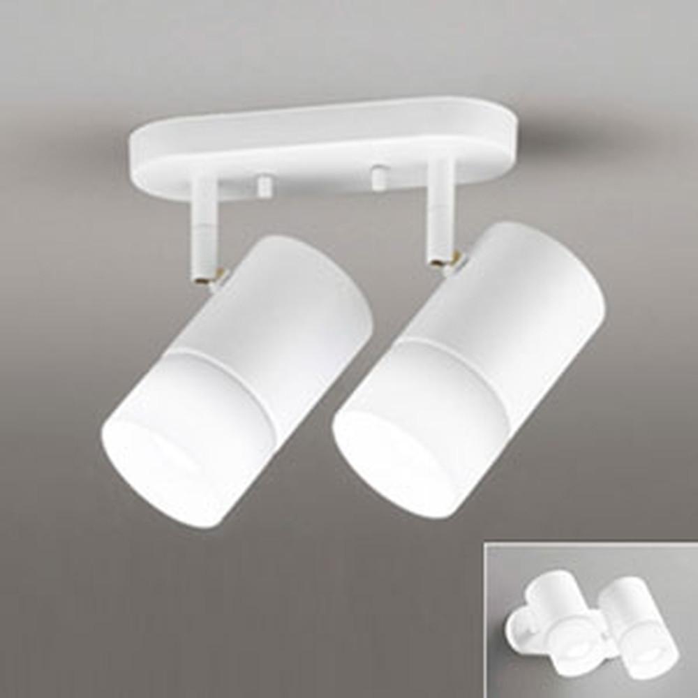 オーデリック LEDスポットライト フレンジタイプ 一般形 白熱灯60W×2灯相当 電球色~昼光色 配光角137° フルカラー調光・調色 Bluetooth®対応 OS256133BR