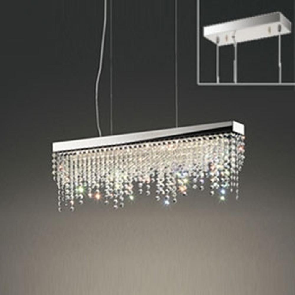 オーデリック LED一体型シャンデリア FL20W相当 電球色~昼光色 調光・調色タイプ Bluetooth®対応 OC257132BC