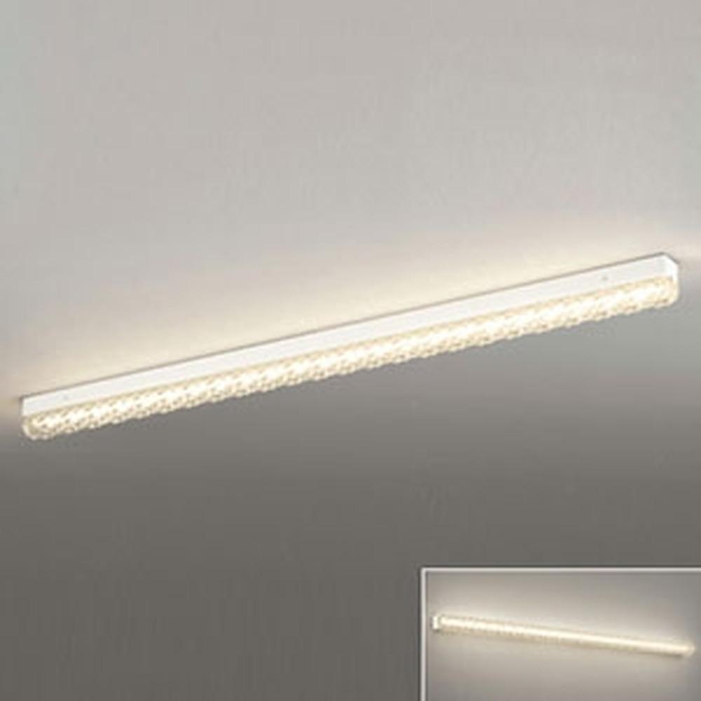 オーデリック LED一体型シャンデリア 壁面・天井面・傾斜面取付兼用 FLR40W相当 電球色 調光タイプ OL291165