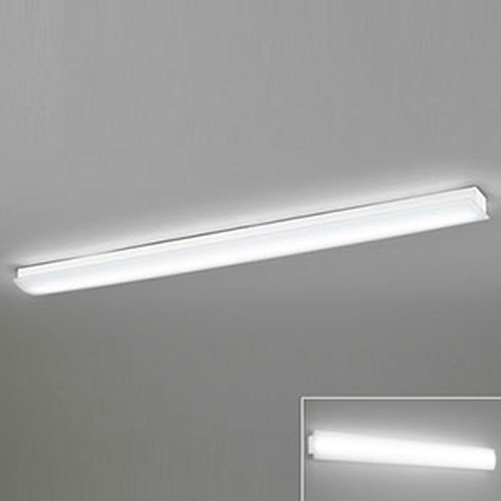オーデリック LED一体型ブラケットライト 《SOLID LINE》 幅広タイプ 壁面・天井面・傾斜面取付兼用 Hf32W定格出力×2灯相当 電球色~昼光色 調光・調色 Bluetooth®対応 白 OL291027B4M