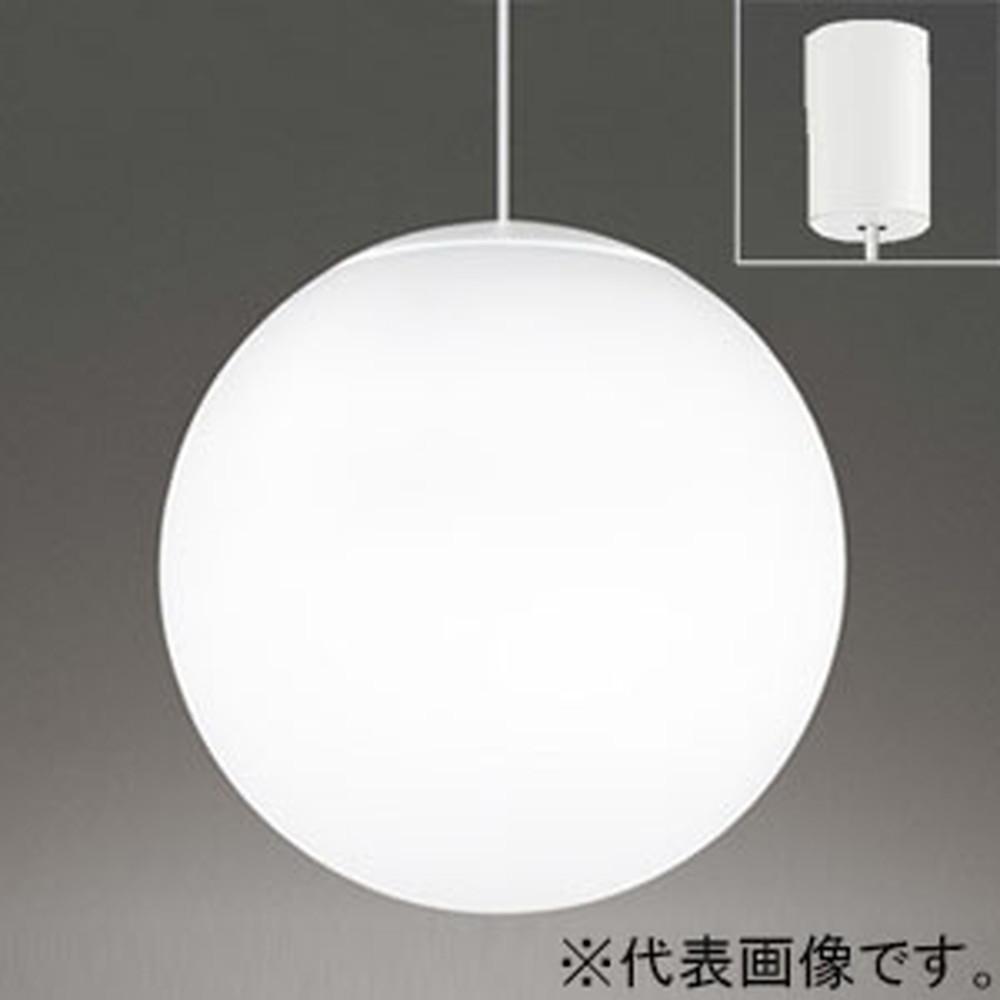オーデリック LEDペンダントライト 白熱灯100W×3灯相当 電球色 OP034119LD1