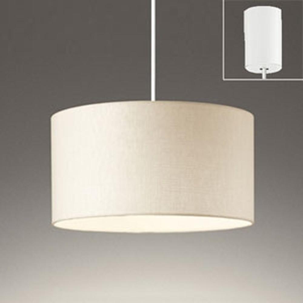 オーデリック LEDペンダントライト 白熱灯100W相当 電球色 アイボリー OP252290LD1