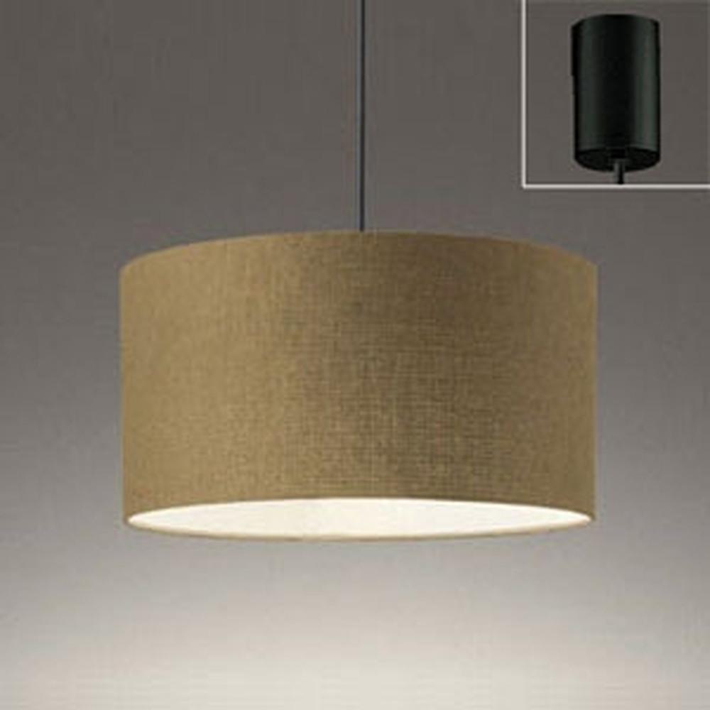 オーデリック LEDペンダントライト 白熱灯100W相当 電球色 チノベージュ OP252291LD1