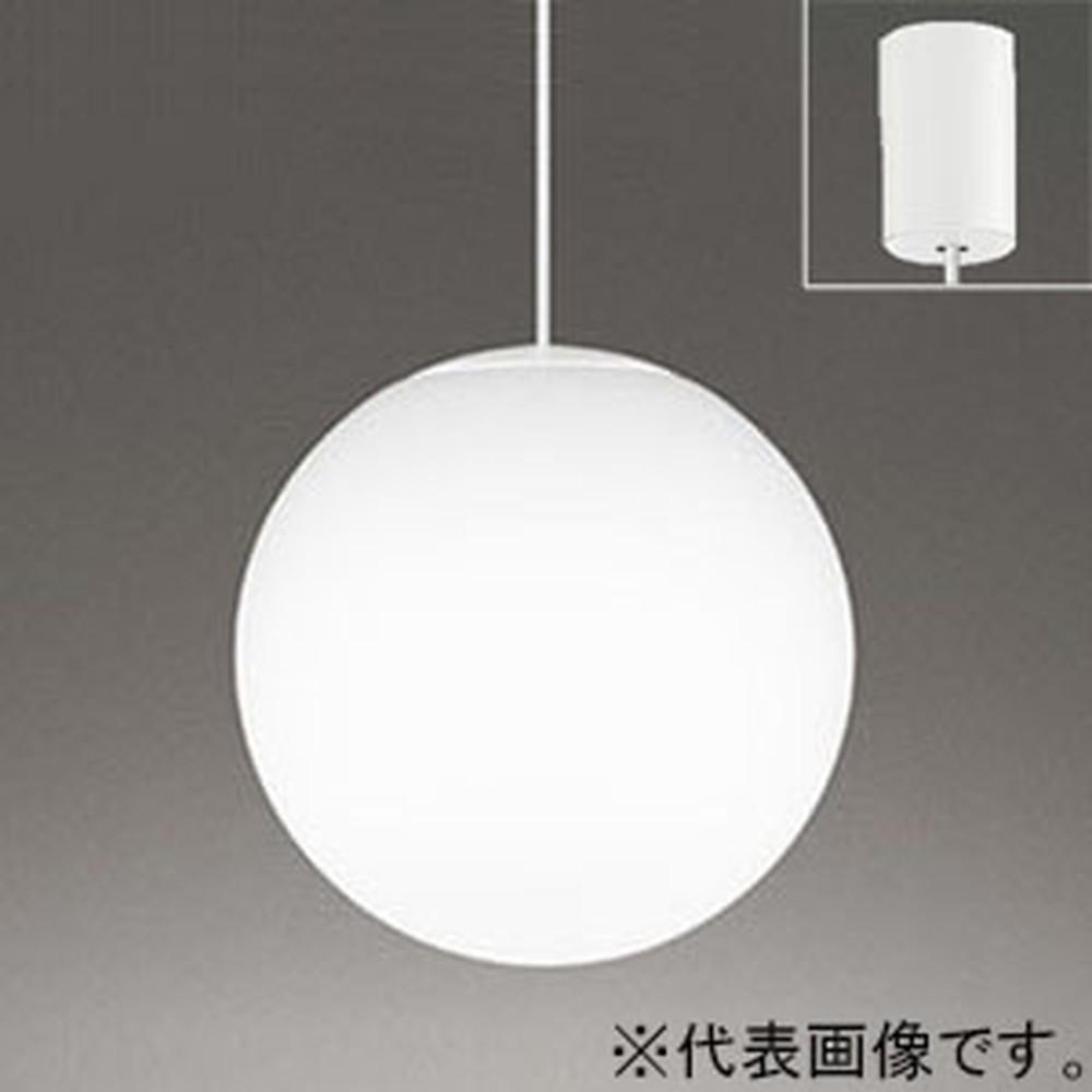 オーデリック LEDペンダントライト 白熱灯60W×2灯相当 電球色・昼白色 光色切替調光タイプ OP252506PC1