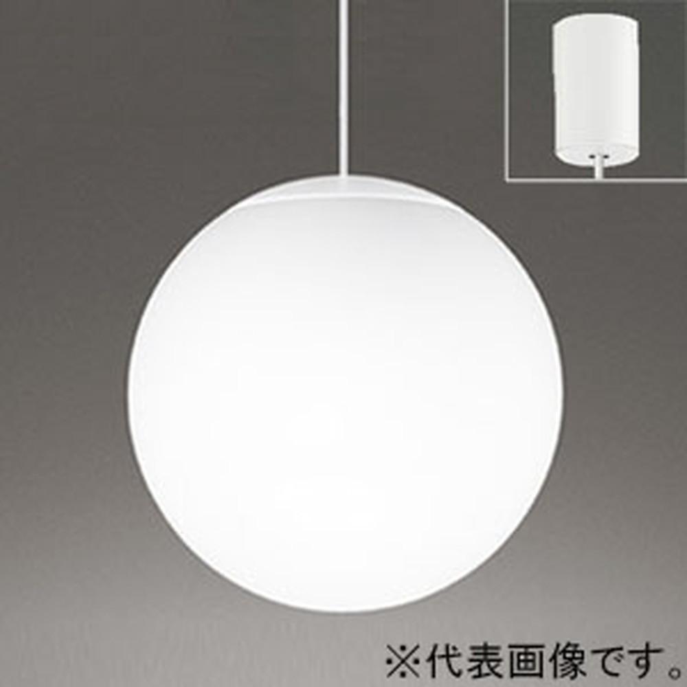 オーデリック LEDペンダントライト 白熱灯100W×2灯相当 電球色 調光タイプ OP252593LC