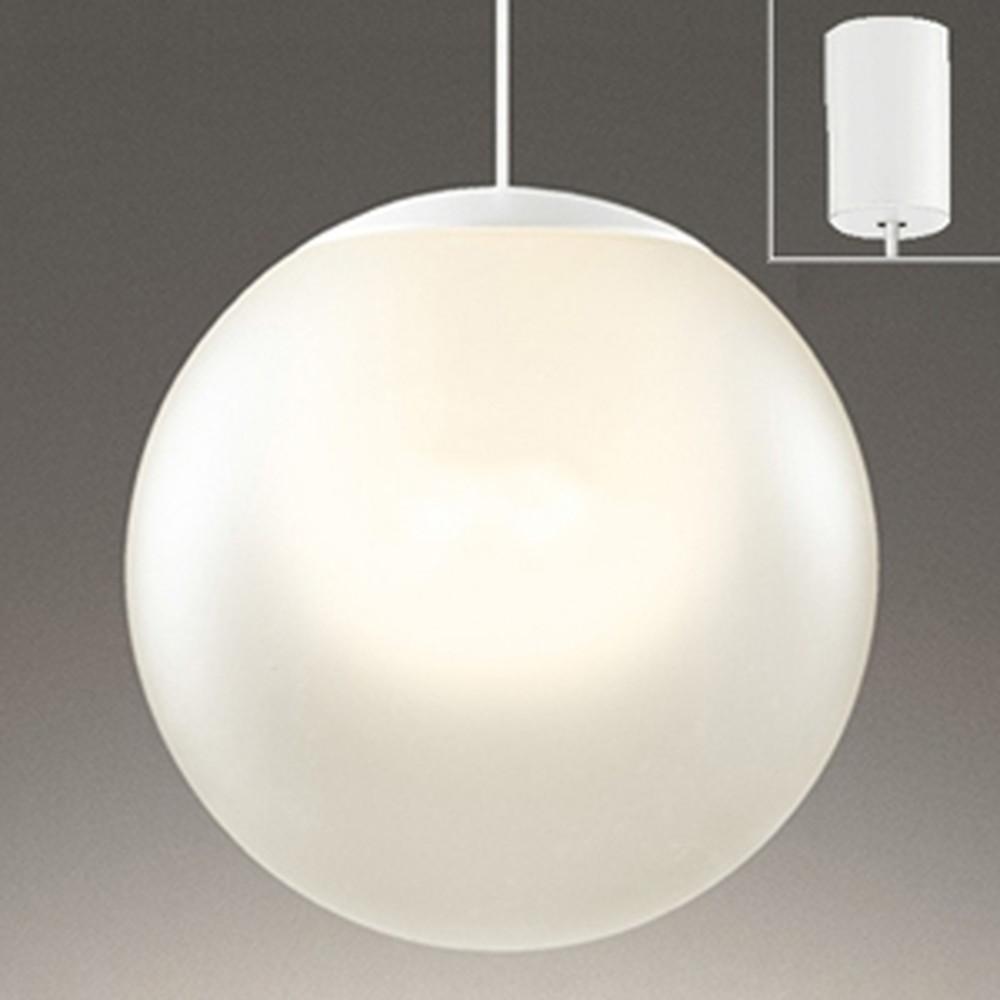オーデリック LEDペンダントライト 白熱灯60W×2灯相当 電球色⇔昼白色 光色切替調光タイプ OP252607PC