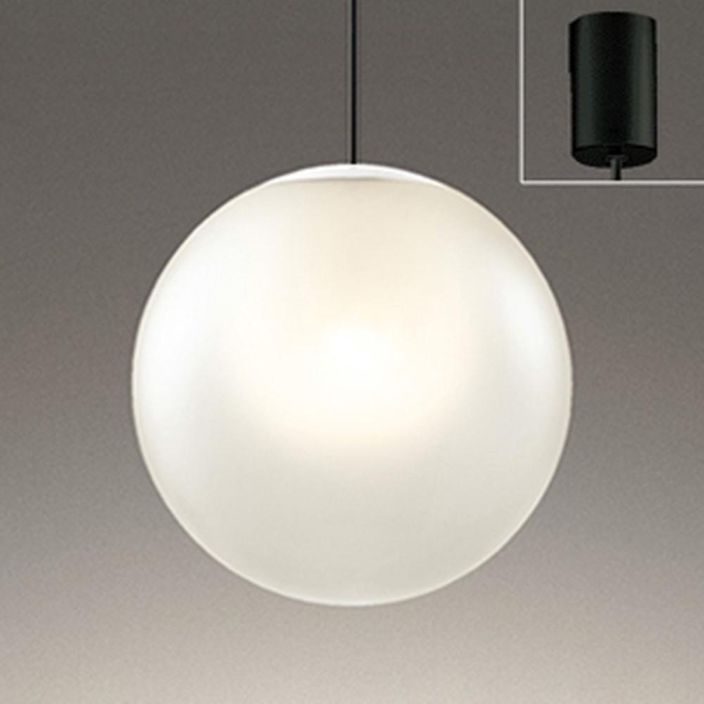 オーデリック LEDペンダントライト 白熱灯60W相当 電球色⇔昼白色 光色切替調光タイプ OP252609PC