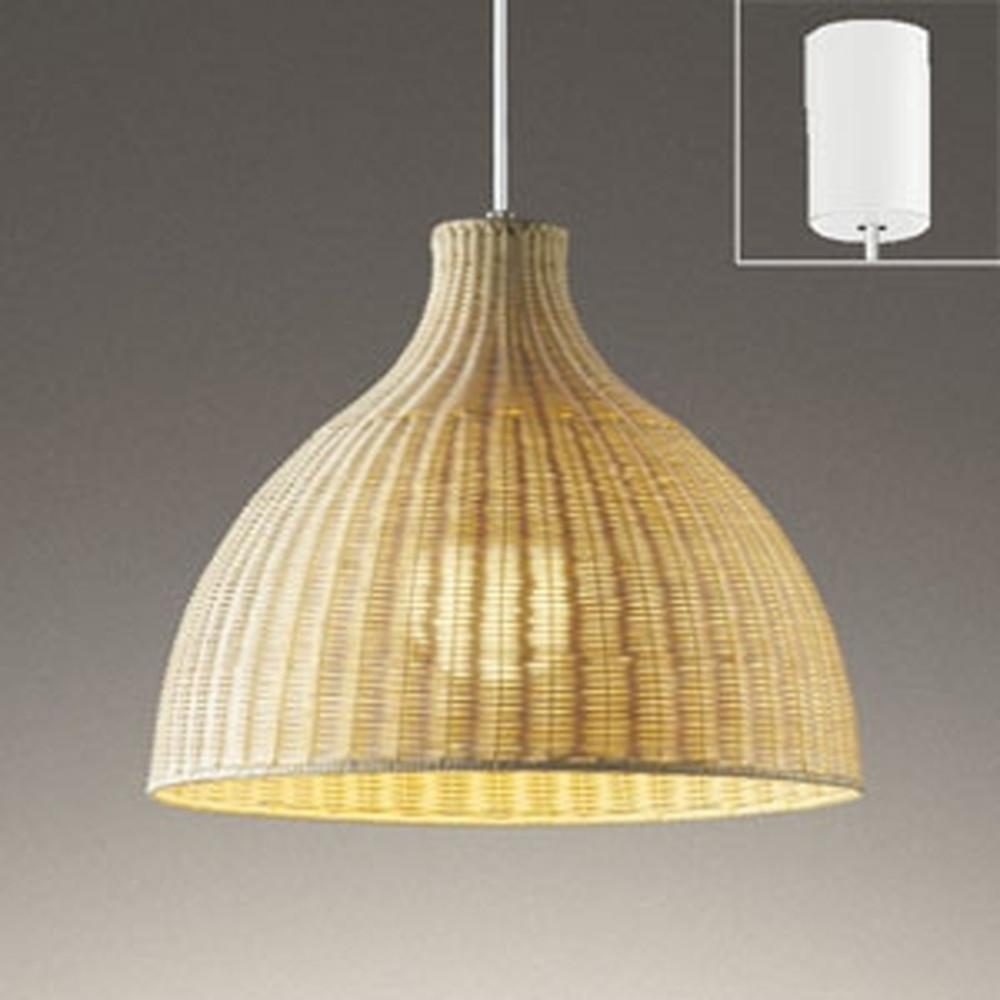 オーデリック LEDペンダントライト 白熱灯100W相当 電球色 OP252623LD