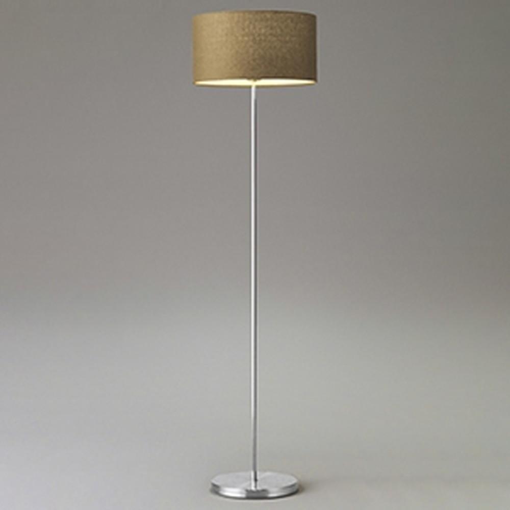 オーデリック LEDスタンドライト 白熱灯60W相当 電球色 コード2.5m付 チノベージュ OT265032LD