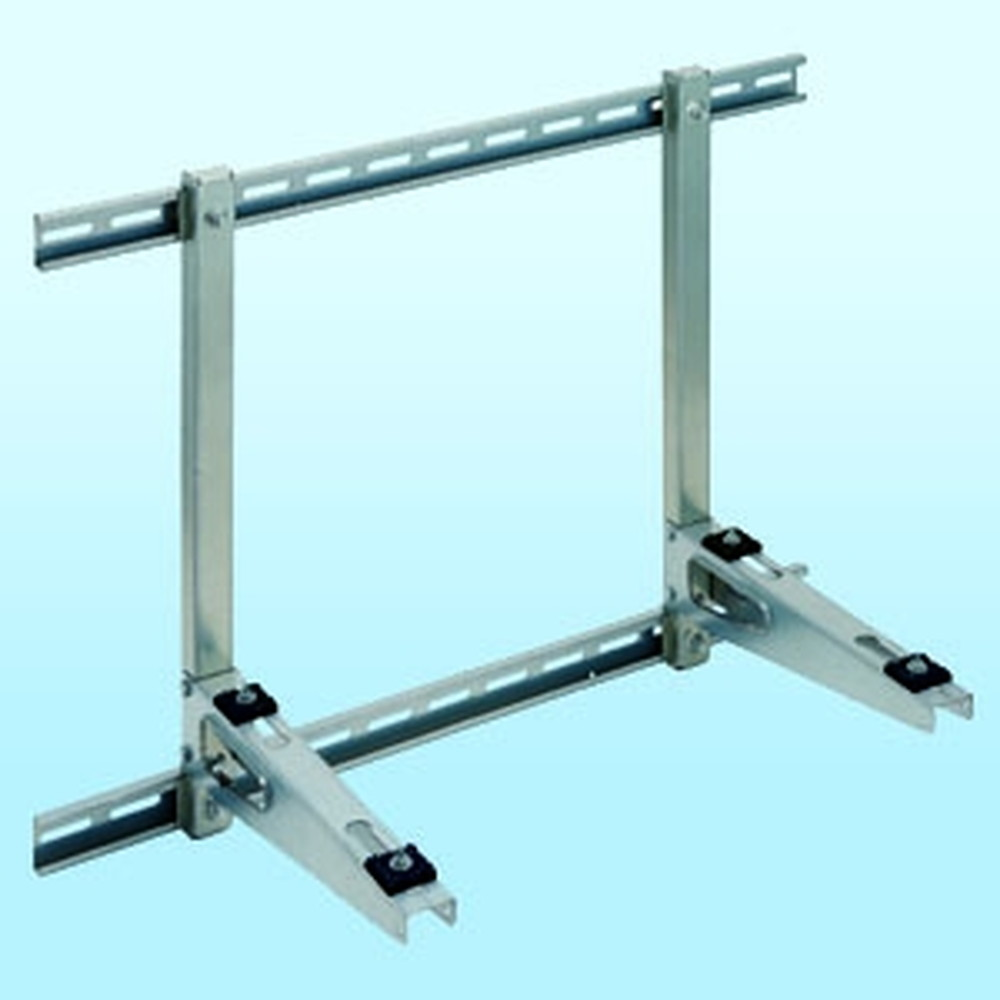日晴金属 PCキヤッチャー 壁面用 使用荷重150kg 水平調整機構付 《goシリーズ》 PC-KJ60-PM