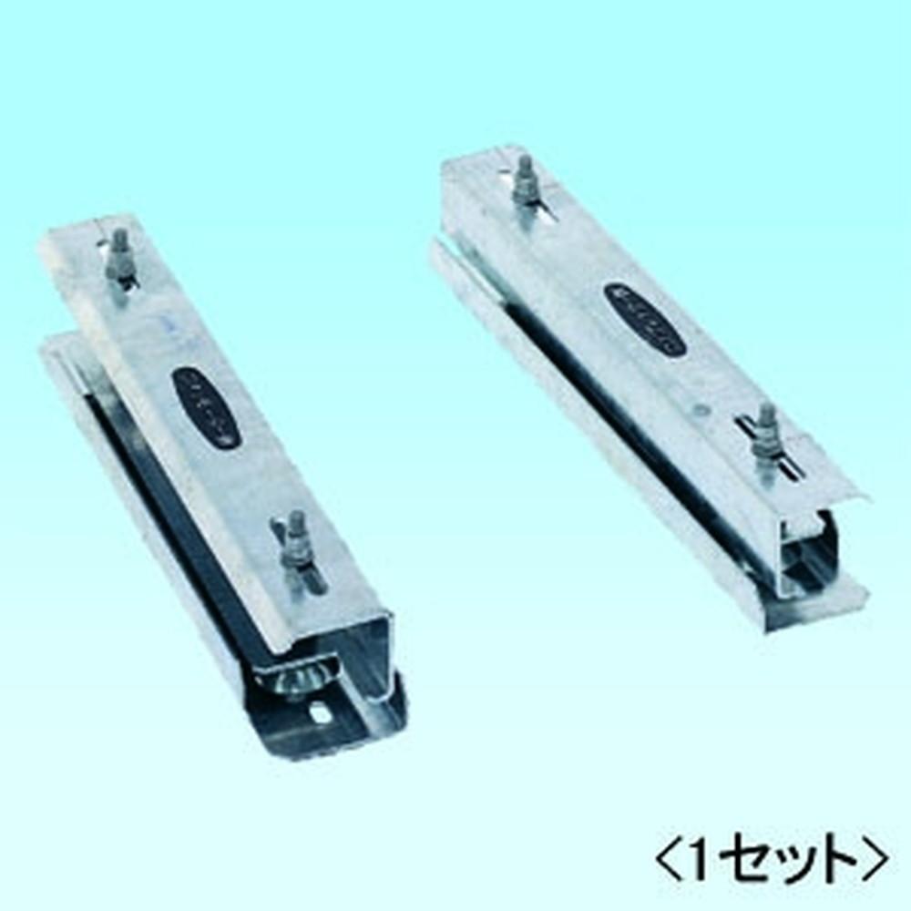 日晴金属 PCキヤッチャー 防振架台 ウルトラパッド式 適正荷重65~170 《goシリーズ》 PC-UPJ61