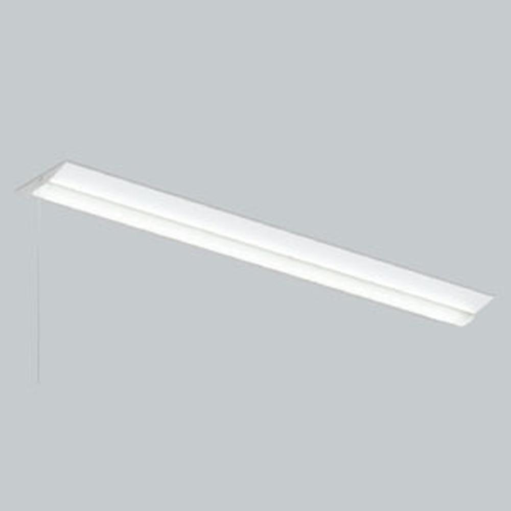 遠藤照明 LEDベースライト 《LEDZ SDシリーズ》 40Wタイプ 直付タイプ 逆富士形 W230 一般タイプ 3000lmタイプ 無線調光タイプ Hf32W×1灯高出力型器具相当 昼白色 プルスイッチ付 ERK9845W+RAD-596N