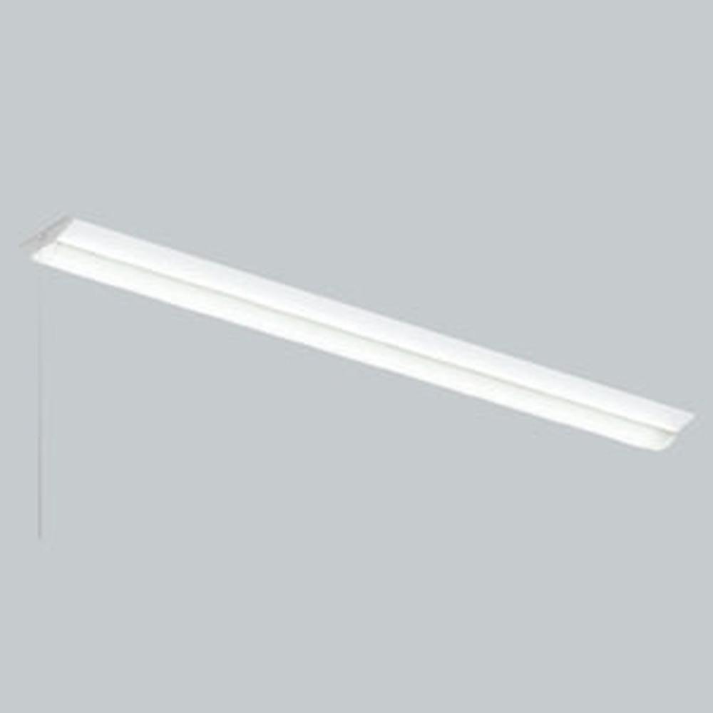 遠藤照明 LEDベースライト 《LEDZ SDシリーズ》 40Wタイプ 直付タイプ 逆富士形 W150 一般タイプ 3000lmタイプ 無線調光タイプ Hf32W×1灯高出力型器具相当 昼白色 プルスイッチ付 ERK9846W+RAD-596N
