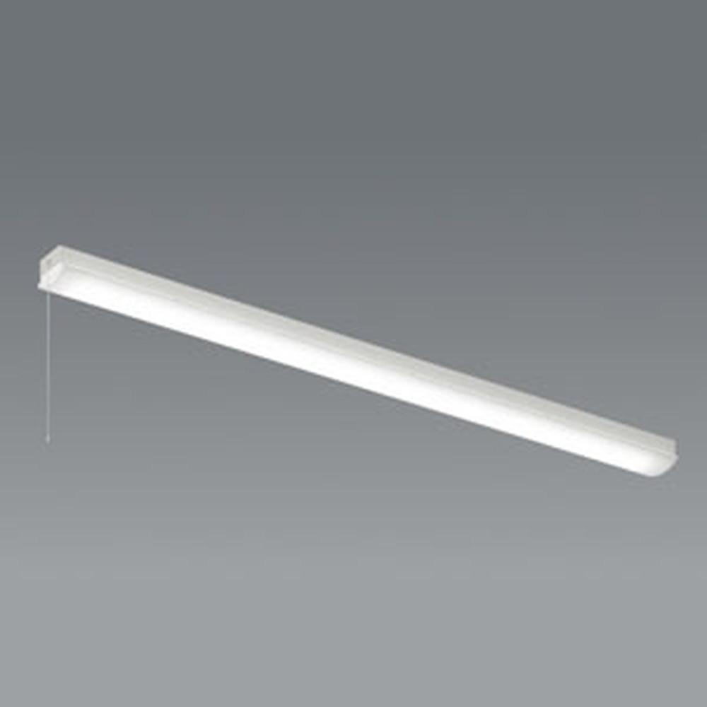 遠藤照明 LEDベースライト 《LEDZ SDシリーズ》 40Wタイプ 直付タイプ トラフ形 一般タイプ 5200lmタイプ 非調光タイプ Hf32W×2灯定格出力型器具相当 昼白色 プルスイッチ付 ERK9917W+RAD-603N
