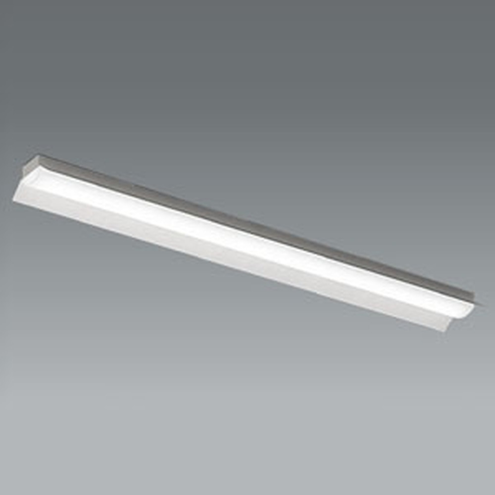 遠藤照明 LEDベースライト 《LEDZ SDシリーズ》 40Wタイプ 直付タイプ 反射笠付形 高効率省エネタイプ 6900lmタイプ 無線調光タイプ Hf32W×2灯高出力型器具相当 昼白色 ERK9820W+RAD-553N