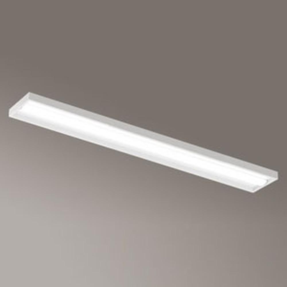 遠藤照明 LEDベースライト 《LEDZ SDシリーズ》 40Wタイプ 直付タイプ 下面開放形 一般タイプ 3000lmタイプ 無線調光タイプ Hf32W×1灯高出力型器具相当 昼白色 ERK9563W+RAD-598N