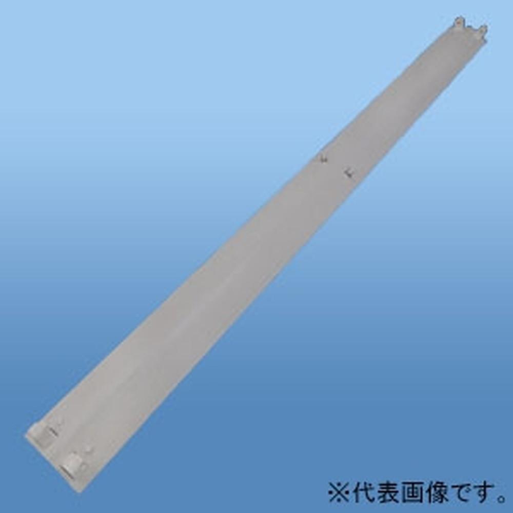 ナニワ 直管LEDランプ用器具 逆富士型 110W型 2灯用 両側配線 全長2450mm NL-FV1102W