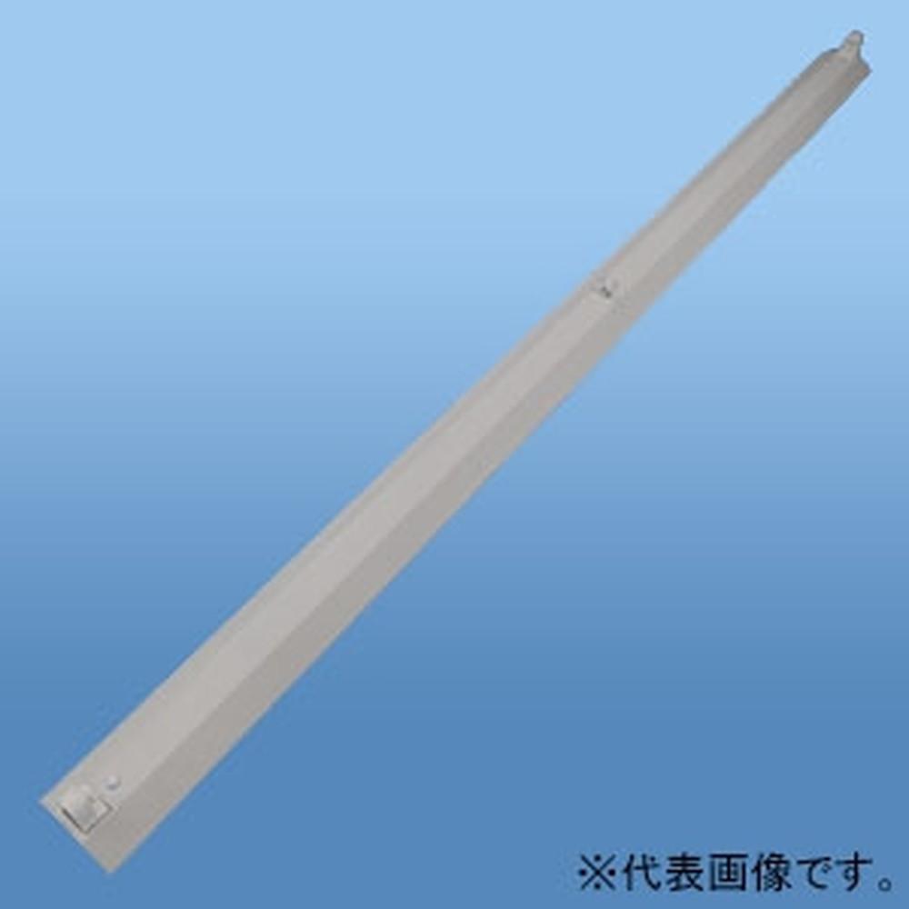 ナニワ 直管LEDランプ用器具 逆富士型 110W型 1灯用 片側配線 全長2450mm NL-FV1101K