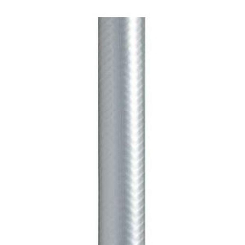 カクダイ リサールホース 散水・屋外冷却用 内径15×外径20mm 長さ50m シルバー 597-515-50