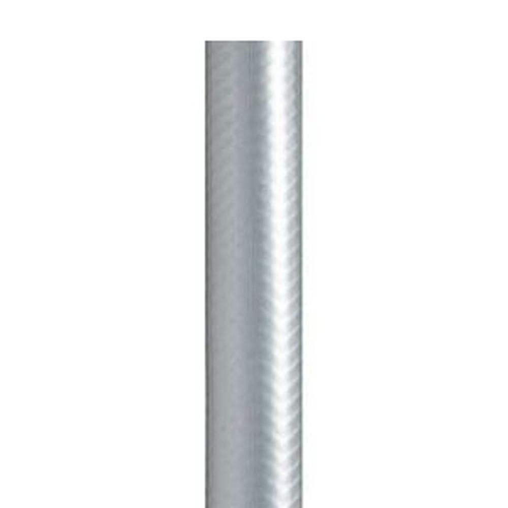 カクダイ リサールホース 大口径タイプ 散水・屋外冷却用 内径18×外径24mm 長さ30m シルバー 597-517-30