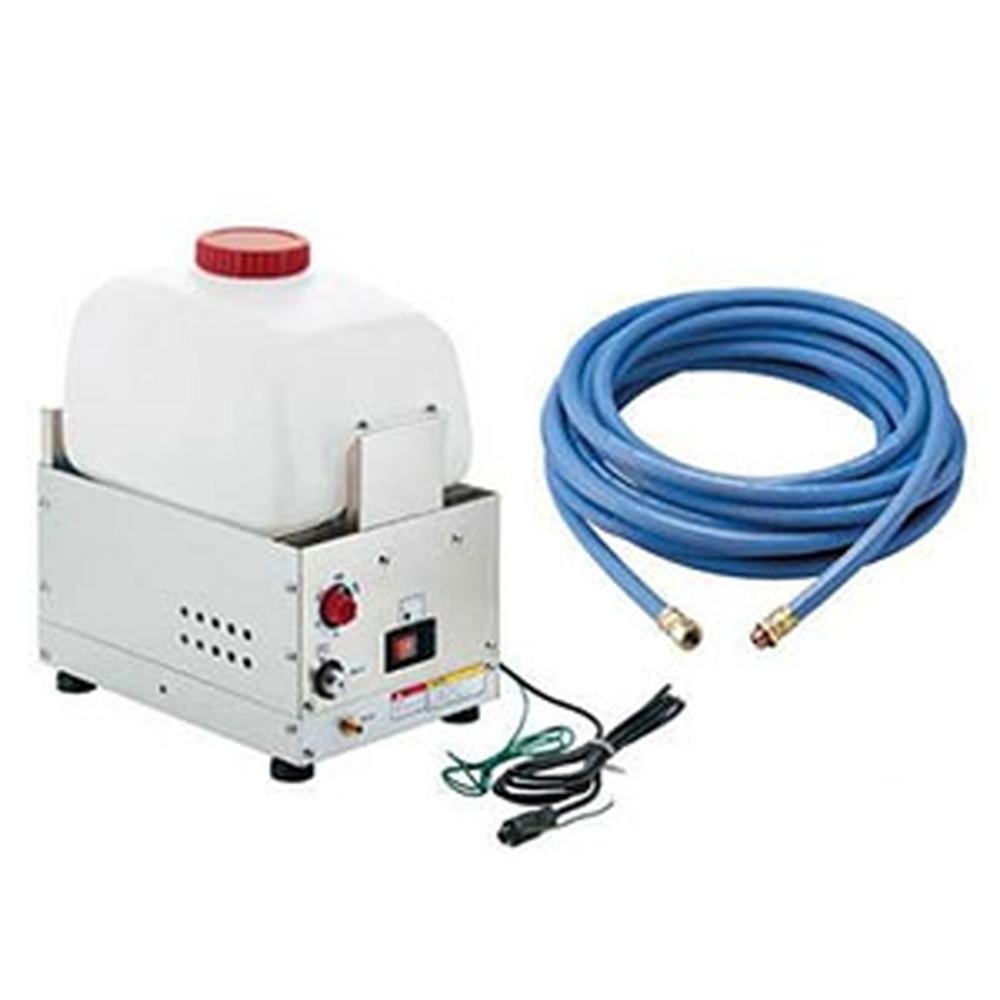 カクダイ 噴霧ポンプユニット 屋外冷却噴霧システム AC100V タンク容量20L 6段階調節機能・電源コード2.5m・耐圧ホース10m付 576-200