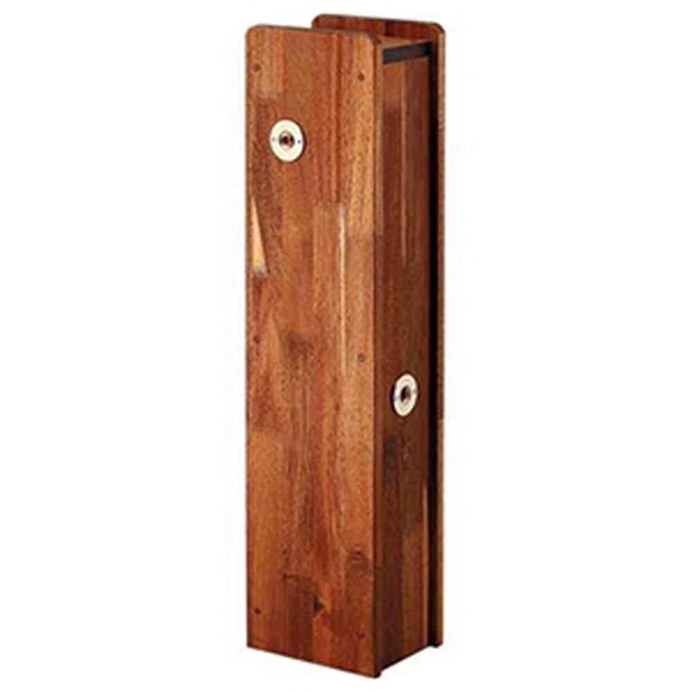 カクダイ 角水栓柱用化粧カバー 組立式 分岐タイプ カクダイ70角水栓柱用 長さ750mm 624-138