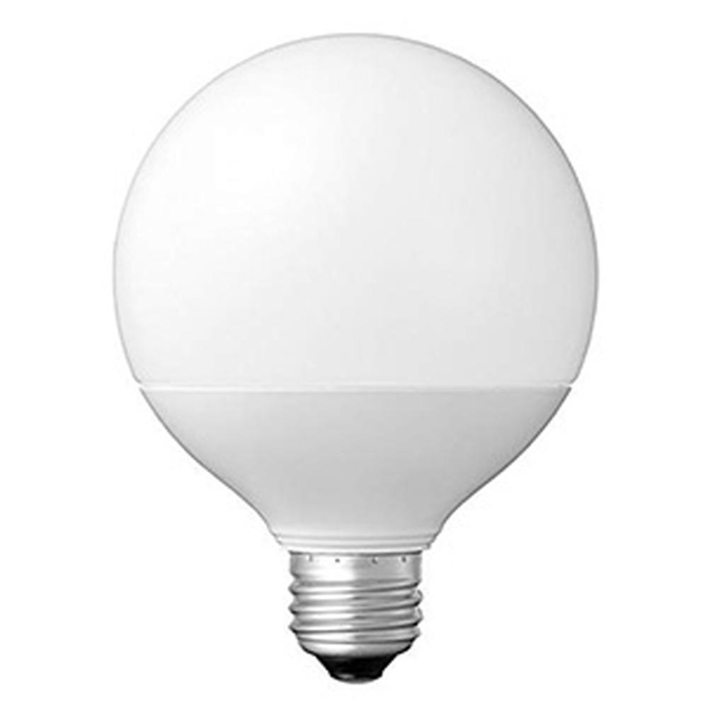 三菱ケミカルメディア 【ケース販売特価 10個セット】 LED電球 ボール電球形 外径95mm 100W相当 電球色 口金E26 密閉器具対応 LDG14L-G/LCV2_set