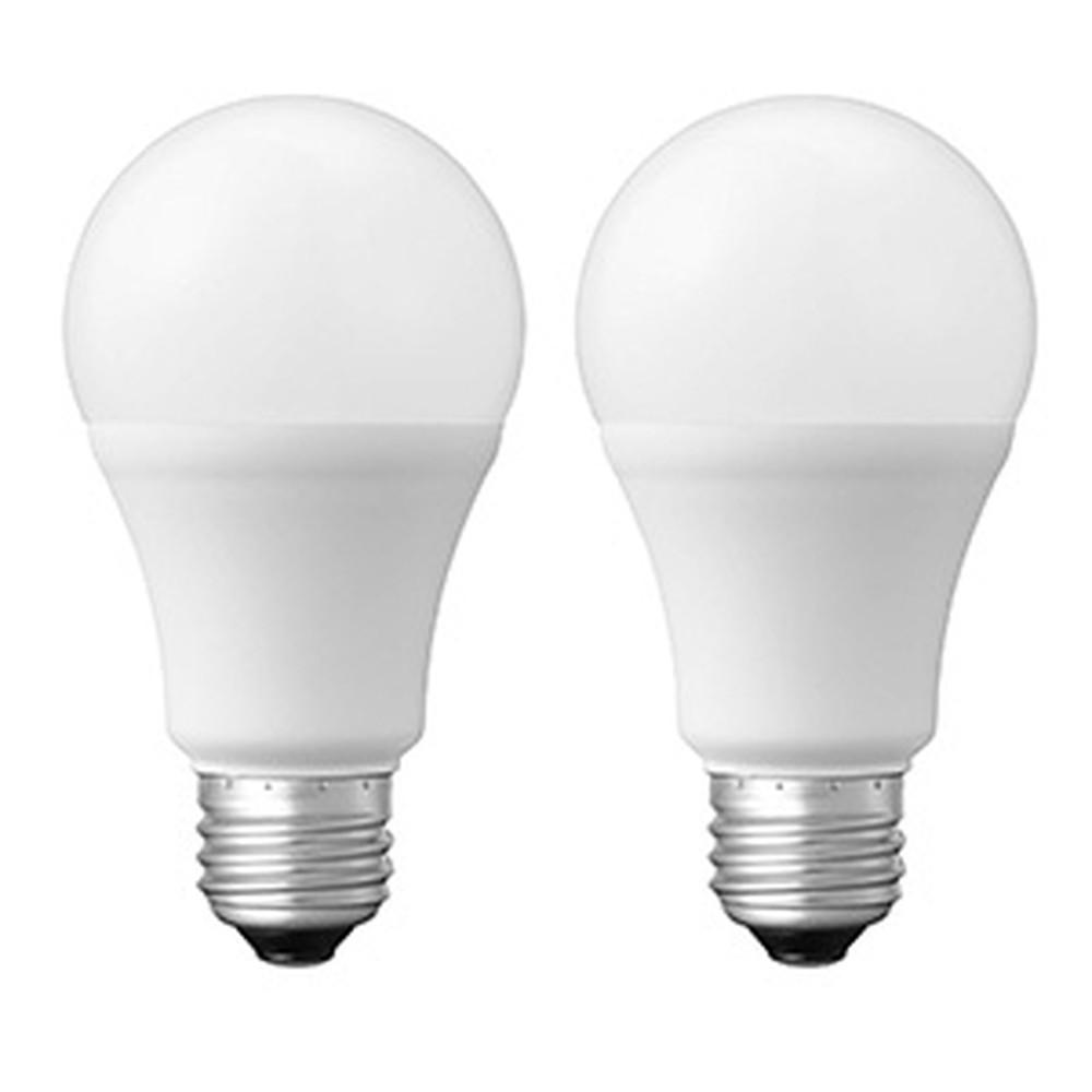 三菱ケミカルメディア 【ケース販売特価 2個×10箱セット】 LED電球 一般電球形 100W相当 広配光タイプ 昼光色 口金E26 密閉器具対応 20個入 LDA14D-G/LCV3×2_set