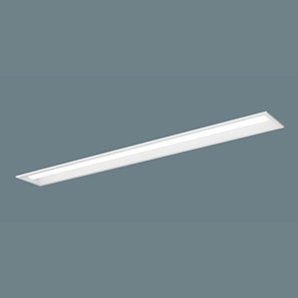NEW ARRIVAL パナソニック お買い得品 10台セット 一体型LEDベースライト 《iDシリーズ》 40形 埋込型 下面開放型 非調光タイプ 一般タイプ 特価キャンペーン Hf32形定格出力型器具×1灯相当 W150 2500lmタイプ XLX420PENTLE9_set 昼白色