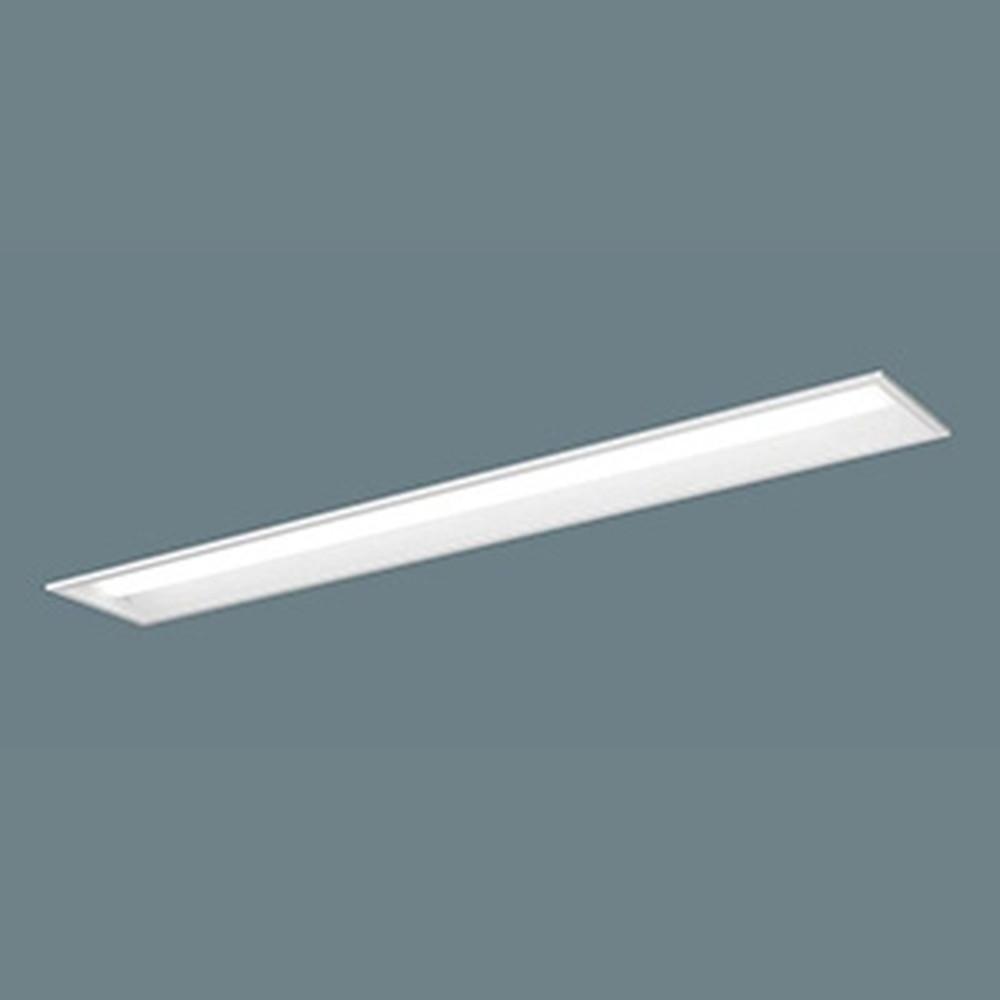 パナソニック 【お買い得品 10台セット】 一体型LEDベースライト 《iDシリーズ》 40形 埋込型 下面開放型 W190 一般タイプ 2000lmタイプ 非調光タイプ FLR40形×1灯器具節電タイプ相当 昼白色 XLX410RENTLE9_set