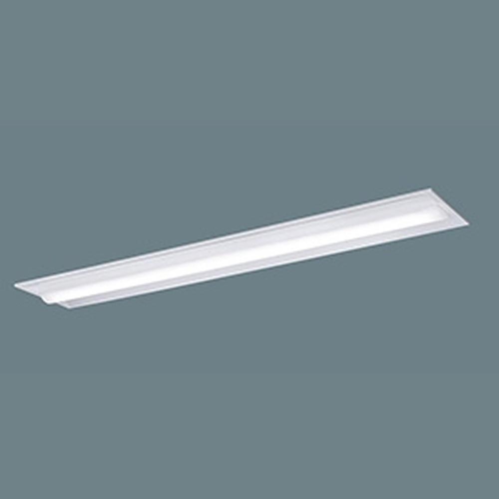 パナソニック 一体型LEDベースライト 《iDシリーズ》 40形 埋込型 下面開放型 W220 Cチャンネル回避型 省エネタイプ 5200lmタイプ 非調光タイプ Hf32形定格出力型器具×2灯相当 昼白色 XLX450THNPLE9