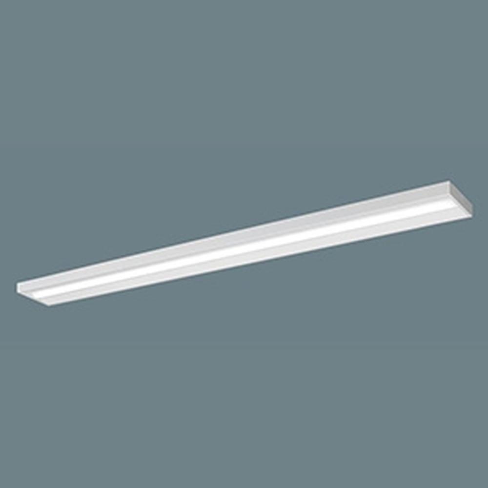 パナソニック 一体型LEDベースライト 《iDシリーズ》 110形 直付型 スリムベース 一般タイプ 5000lmタイプ 非調光タイプ FLR110形×1灯器具節電タイプ相当 昼光色 XLX850SEDCLE9