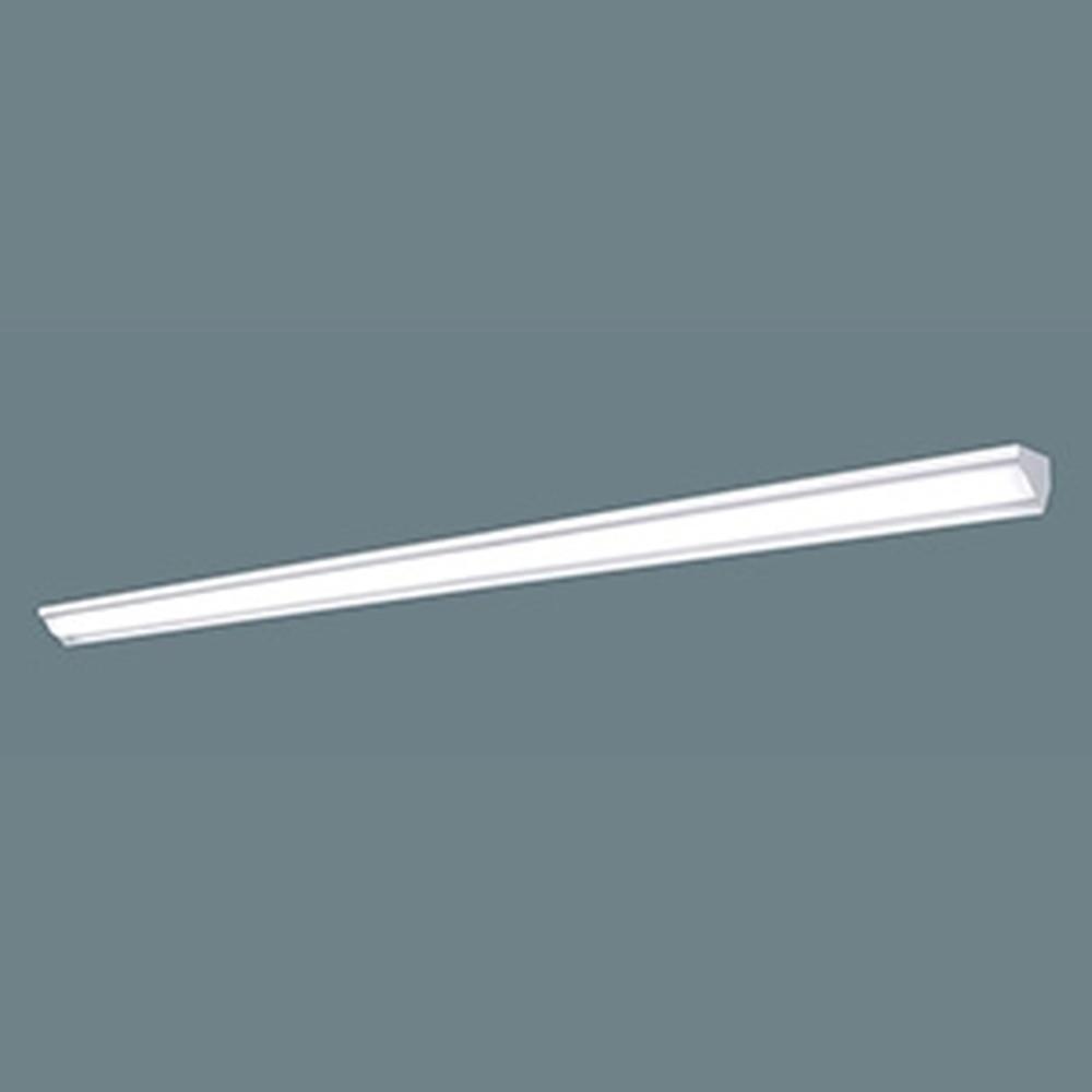 パナソニック 一体型LEDベースライト 《iDシリーズ》 110形 直付型 ウォールウォッシャ 一般タイプ 10000lmタイプ 非調光タイプ FLR110形×2灯器具節電タイプ相当 昼白色 XLX800WENCLE2