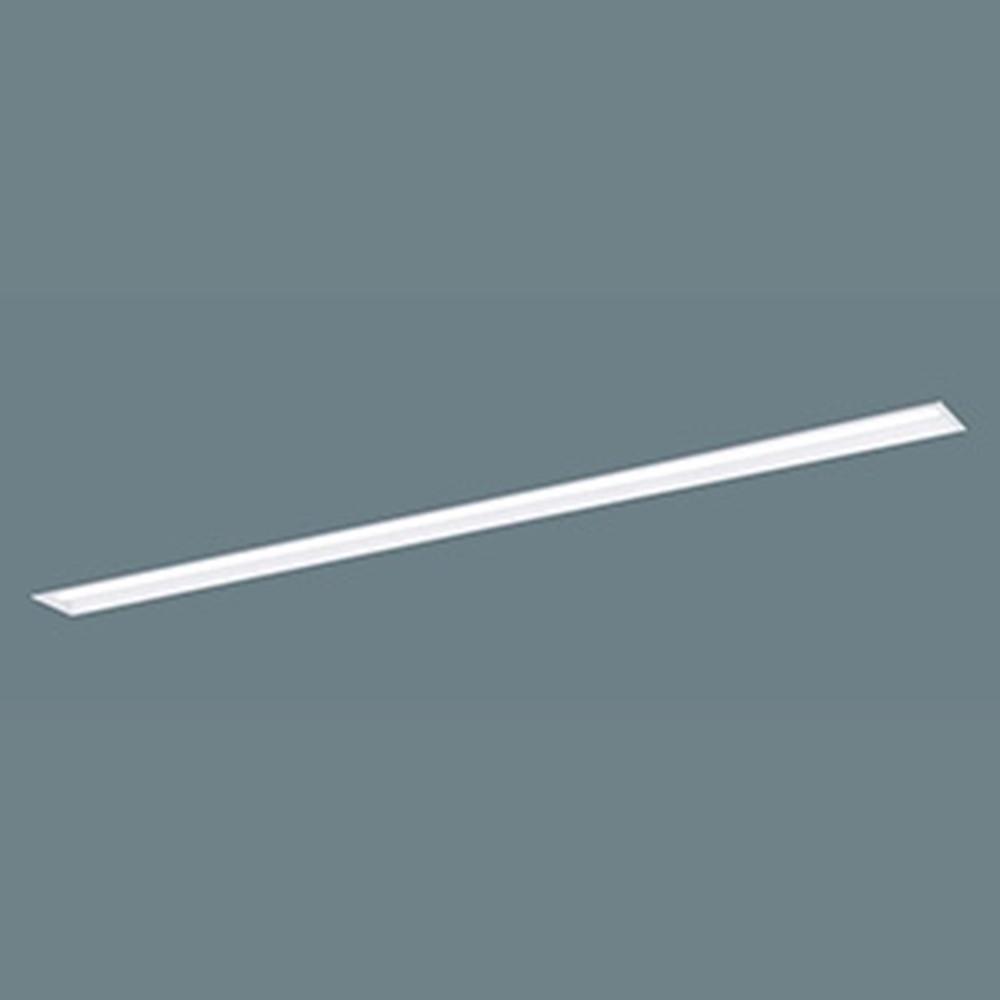 パナソニック 一体型LEDベースライト 《iDシリーズ》 110形 埋込型 下面開放型 W150 一般タイプ 13400lmタイプ 非調光タイプ Hf86形定格出力型器具×2灯相当 昼光色 XLX830PEDCLE2