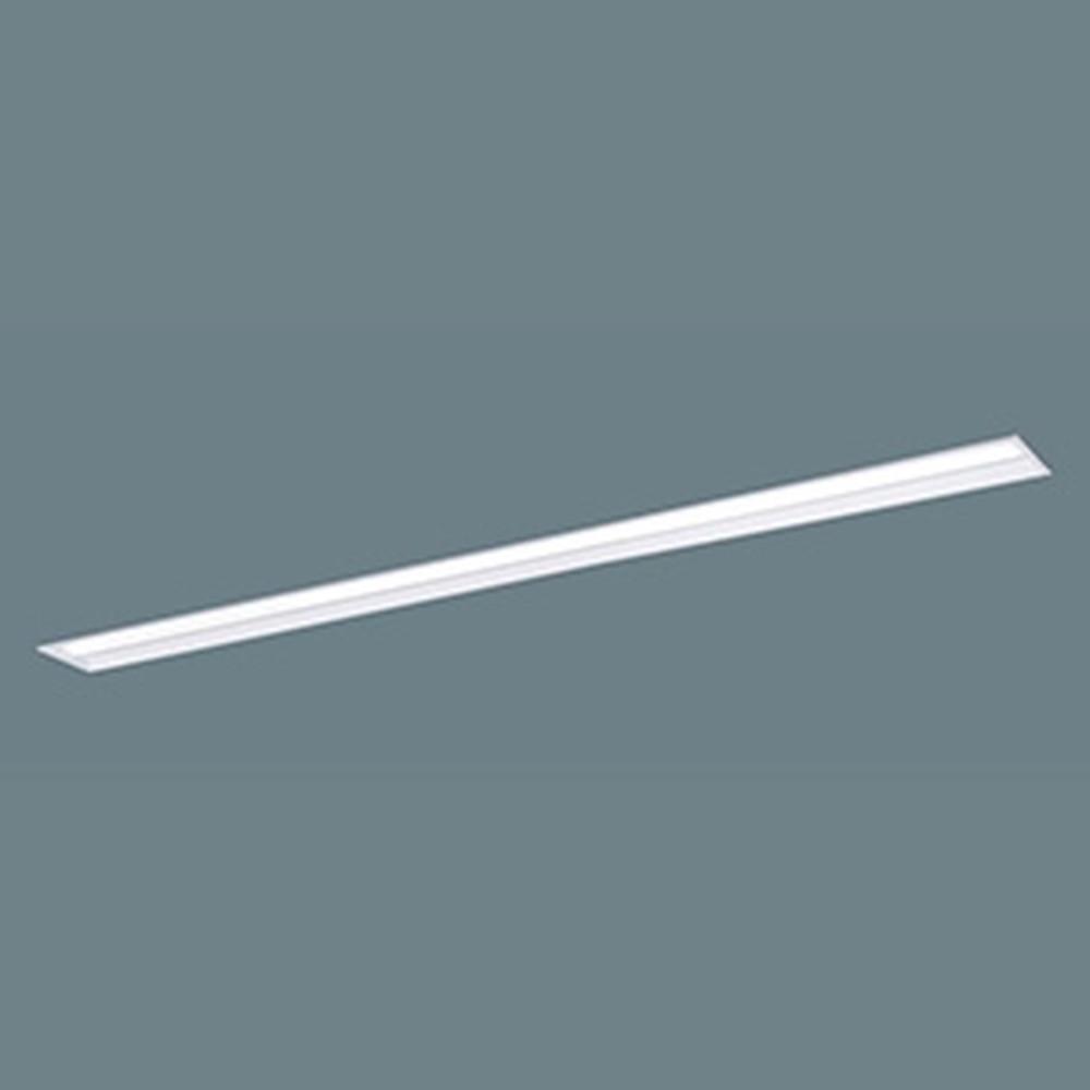 パナソニック 一体型LEDベースライト 《iDシリーズ》 110形 埋込型 下面開放型 W190 省エネタイプ 10000lmタイプ 非調光タイプ FLR110形×2灯器具節電タイプ相当 昼白色 XLX800RHNCLE9
