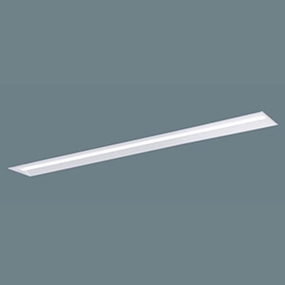 パナソニック 【お買い得品 10台セット】 一体型LEDベースライト 《iDシリーズ》 110形 埋込型 下面開放型 W300 一般タイプ 10000lmタイプ 非調光タイプ FLR110形×2灯器具節電タイプ相当 昼白色 XLX800VENCLE2_set
