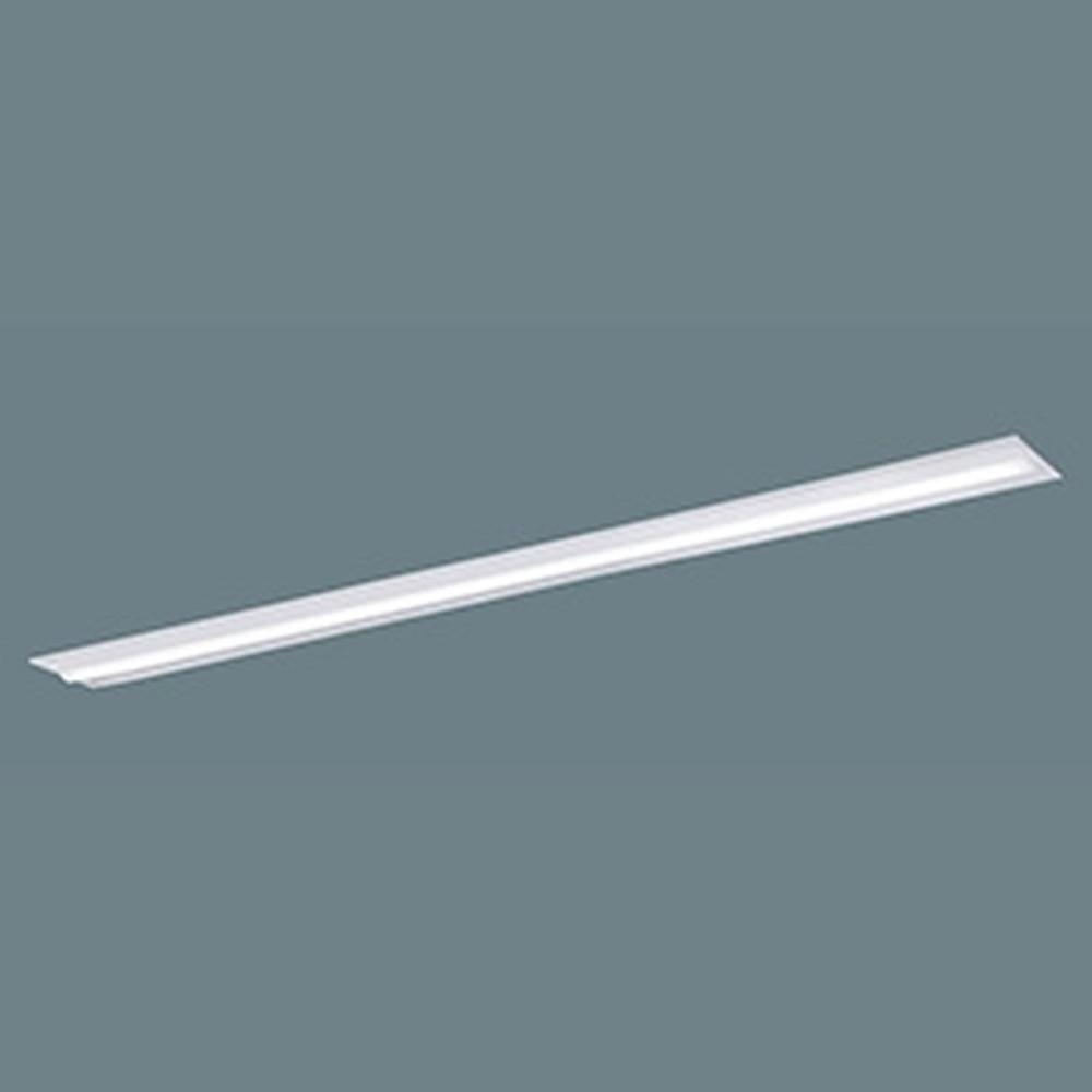 パナソニック 【お買い得品 10台セット】 一体型LEDベースライト 《iDシリーズ》 110形 埋込型 下面開放型 W220 Cチャンネル回避型 省エネタイプ 10000lmタイプ 非調光タイプ FLR110形×2灯器具節電タイプ相当 昼白色 XLX800THNCLE9_set