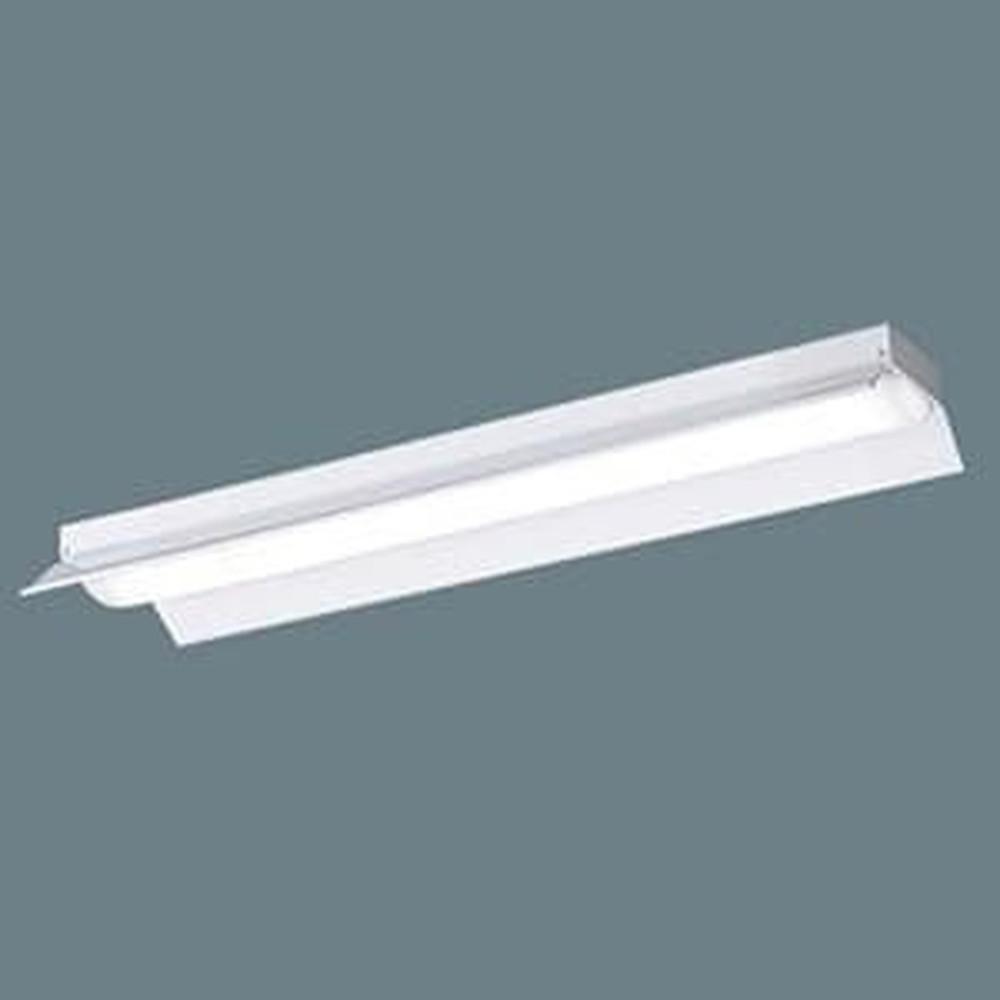 パナソニック 【お買い得品 10台セット】 一体型LEDベースライト 《iDシリーズ》 20形 直付型 反射笠付型 一般タイプ 1600lmタイプ PiPit調光タイプ Hf16形高出力型器具×1灯相当 昼白色 XLX210KENJRZ9_set