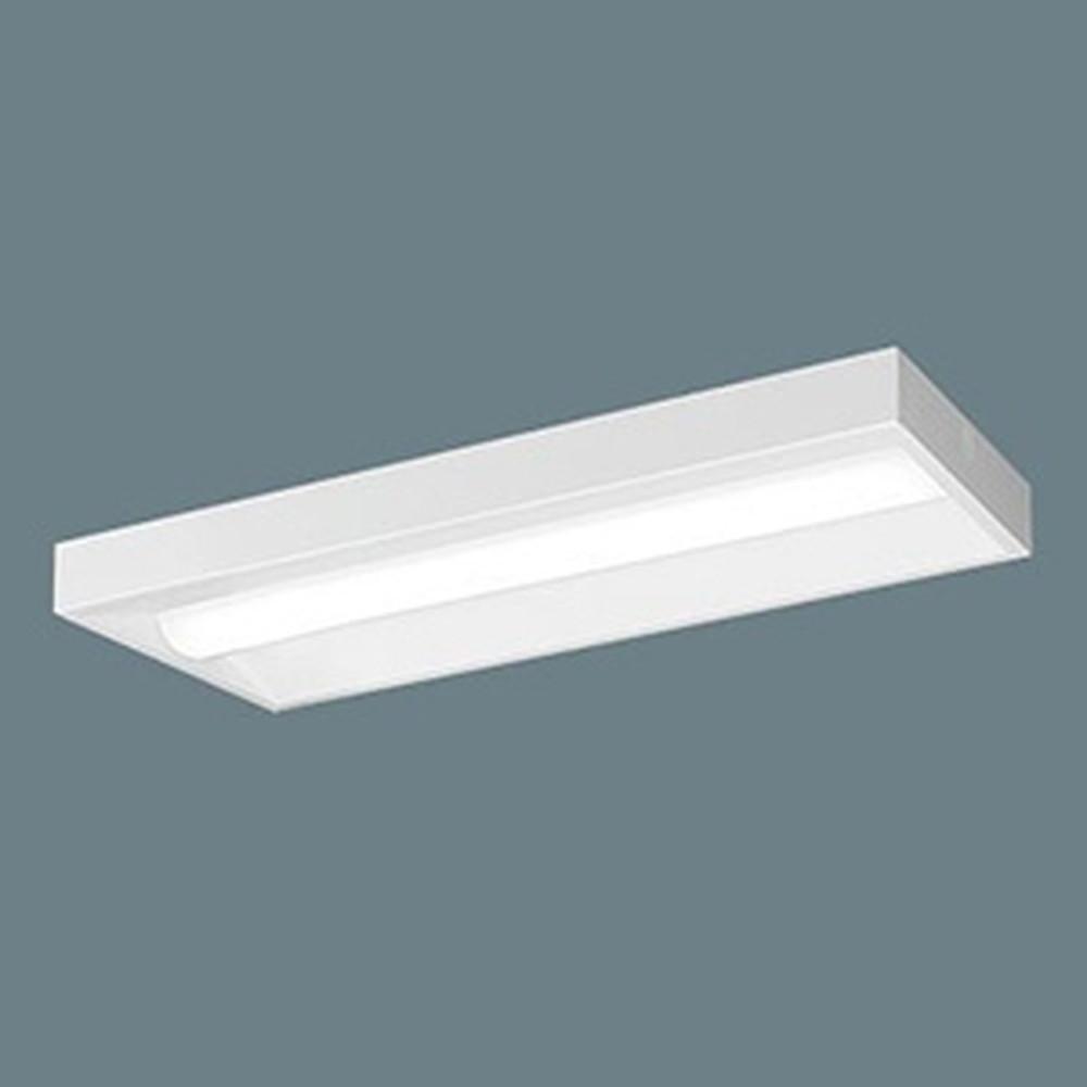パナソニック 【お買い得品 10台セット】 一体型LEDベースライト 《iDシリーズ》 20形 直付型 スリムベース 一般タイプ 1600lmタイプ 非調光タイプ FL20形器具×2灯相当 昼白色 XLX210SENJLE9_set