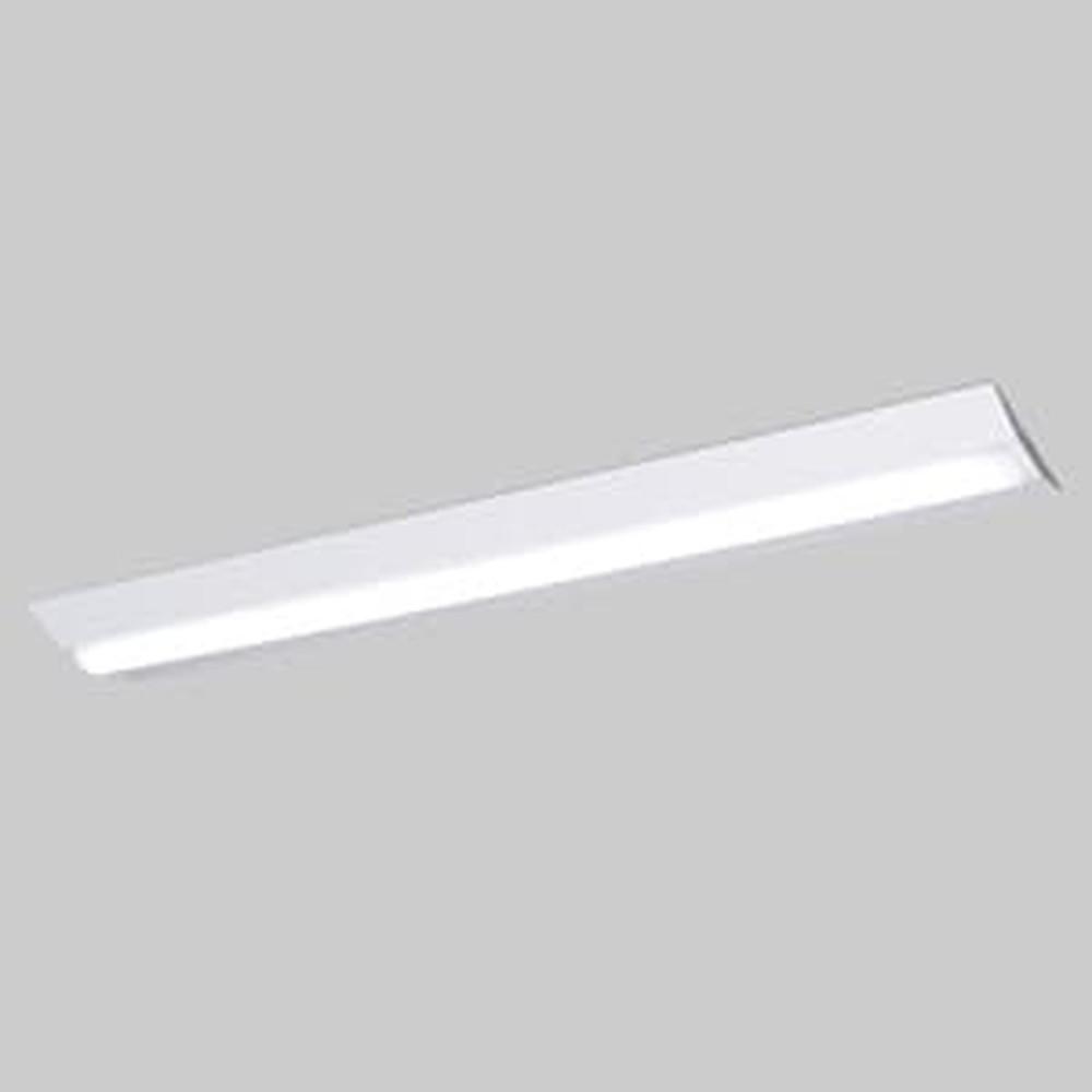 パナソニック 一体型LEDベースライト 《iDシリーズ》 40形 直付型 Dスタイル W230 省エネタイプ 5200lmタイプ 調光タイプ Hf32形定格出力型器具×2灯相当 昼白色 XLX450DHNPLA9