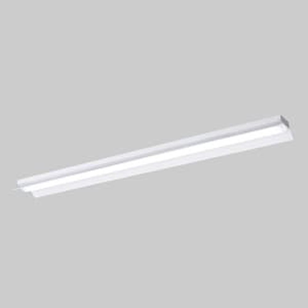 パナソニック 一体型LEDベースライト 《iDシリーズ》 40形 直付型 反射笠付型 一般タイプ 6900lmタイプ PiPit調光タイプ Hf32形高出力型器具×2灯相当 昼白色 XLX460KENTRZ9