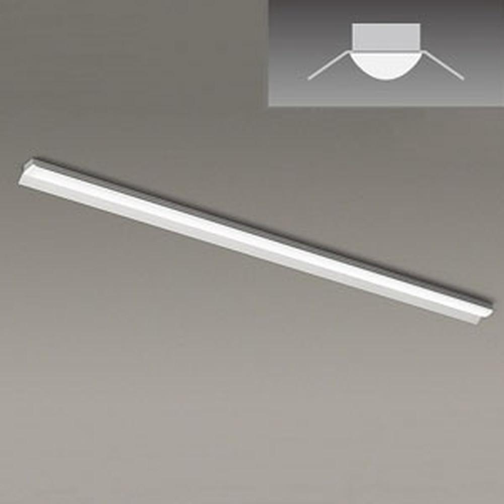 遠藤照明 LEDベースライト 《LEDZ SDシリーズ》 110Wタイプ 直付タイプ 反射笠付形 高効率省エネタイプ 13500lmタイプ 非調光タイプ Hf86W×2灯用高出力型器具相当 昼白色 ERK9819WA+RAD-756N