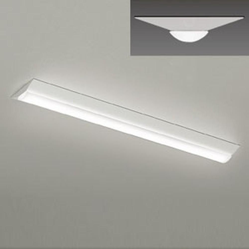 遠藤照明 LEDベースライト 《LEDZ SDシリーズ》 40Wタイプ 直付タイプ 逆富士形 W230 高効率省エネタイプ 6900lmタイプ 無線調光タイプ Hf32W×2灯用高出力型器具相当 昼白色 ERK9584W+RAD-757N