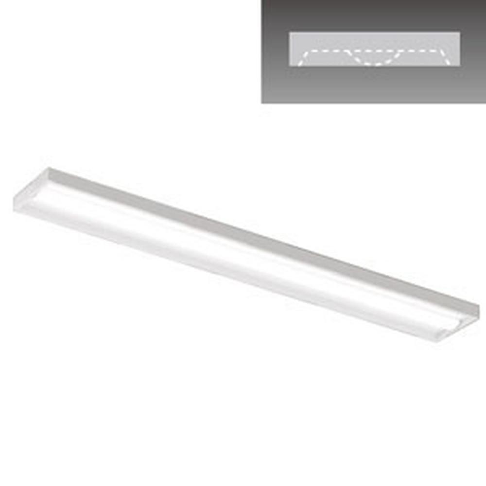 遠藤照明 LEDベースライト 《LEDZ SDシリーズ》 40Wタイプ 直付タイプ 下面開放形 高効率省エネタイプ 6900lmタイプ 非調光タイプ Hf32W×2灯用高出力型器具相当 昼白色 ERK9983W+RAD-760N