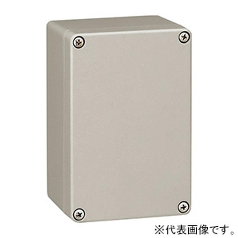 日東工業 キャストボックス UL認証取得タイプ 防塵・防水形 カバー式 鉄製基板付 横200×縦300×深120mm ACN12-23A